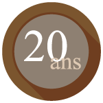 Pictogramme 20 ans